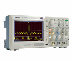 Tektronix Tbs1052b 50 Mhz 2 Channel Digital Oscilloscope New