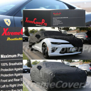 Custom Fit Car Cover 2010 2011 2012 2013 2014 2015 Chevy Camaro