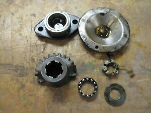 John Deere A Tractor Steering Gear And Parts