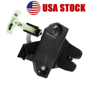 For Toyota 2009 2013 Corolla Trunk lock Or Actuator Latch Release 6460002040 Us