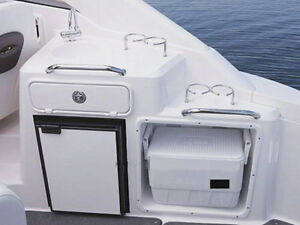 2pcs 2 ring Drink Holder For Boat Marine Stainless Steel Lnsert Car truck Rv