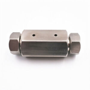 Waterjet Stainless Steel Straight Coupling Assembly 10079028 For Cnc Waterjet