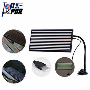 New Auto Car Body Dent Lamp Led Light Paintless Repair Hail Removal Line Board