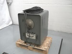 Lincoln Idealarc 250 Arc Stick Welder 460vac Single Ph In ste2318