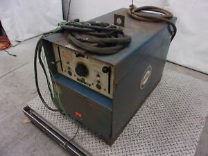 Miller Dialarc Hf p Ac Dc Arc And Tig Welder W foot Pedal ste2263