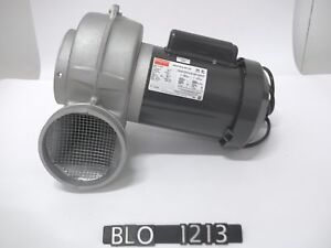 New Other Wayne Products 1000 1 Hp Electra kool Industrial Blower blo1213