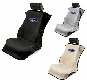 Seat Armour Universal Car Seat Cover Ford Logo