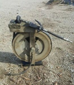 Balcrank Oil Hose Reel With 3000 Psi 50 Of Hose
