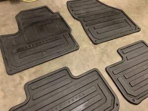 2008 2015 Land Rover Lr2 All Weather Floor Mats Rubber Mud Snow Season Pads
