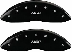 Brake Mgp Caliper Cover Front Black Paint Wheels For Toyota Tundra 2003 2006