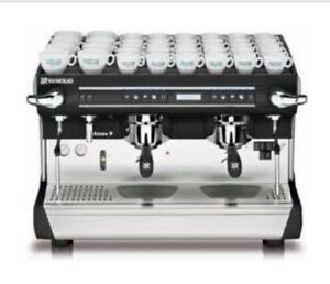 Rancilio Classe 7e 2gr Tall Equipment Bundle