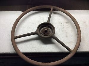 1940 Packard Super Deluxe Steering Wheel