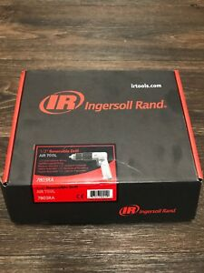 new 1 2 Reversible Ingersoll Rand Air Drill Model 7803ra