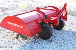 3 Point Hitch Mounted Rotary Tiller With Pto