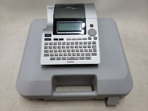 Brother Pt 2700 P touch Thermal Label Printer