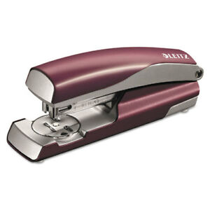 Nexxt Series Style Metal Stapler Full strip 40 sheet Capacity Red