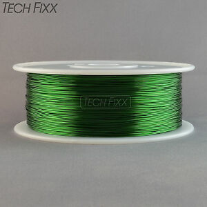 Magnet Wire 21 Gauge Awg Enameled Copper 1385 Feet Coil Winding 155c Green