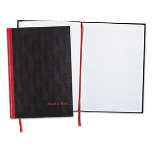 Casebound Notebook Plus Pack Ruled 11 3 4 X 8 1 4 96 Sheets 2 pack
