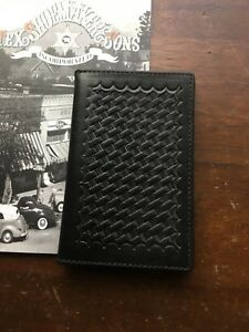Tex Shoemaker Government Dea Fbi Atf Ins Ss Leather Wallet Id Badge Wallet