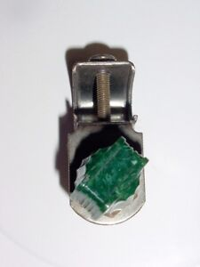 Emerald Green Vintage Below Dash Heater Switch Model A Ford Hot Rat Rod Chevy