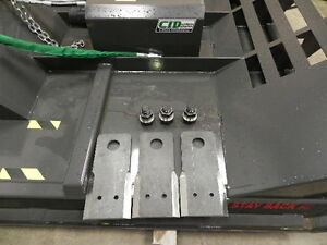 New Cid Xtreme Replacement Blade Kit For Xtreme Brush Cutter Mower Skid Steer