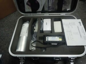 Qrae Q Rae Plus Pgm2000 Confined Space Multi Gas Monitors W Case Brand New