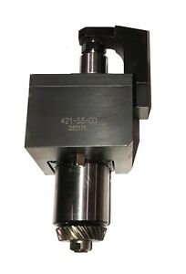 New Star Swiss Cnc Lathe Driven Live Tool Holder No 421 53 00