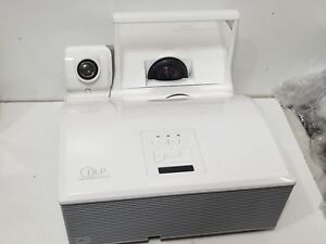 Mimio Interactive Dlp Projector No Lamp Mimioprojector 280 Short Throw read