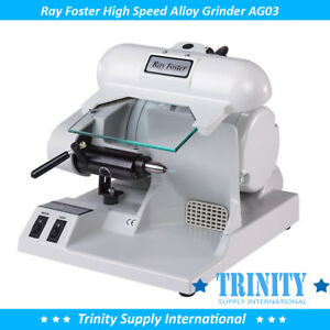 High Speed Alloy Grinder Dental Lab Made In Usa By Ray Foster Ag03