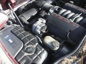 99 00 Chevy Corvette 5 7l Engine ls1 vin G