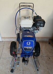 Graco Texspray Htx 2030 Htx2030 Gas Texture Paint Coating Sprayer 3499 Obo