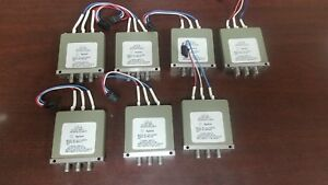 Agilent 33311 60039 Rf Switch Lot Of 7