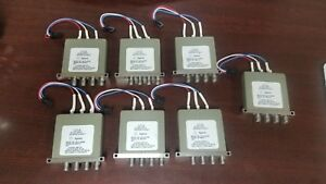 Agilent 33312 60004 Rf Switch Lot Of 7