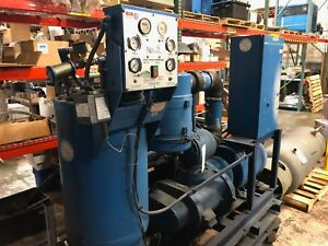 Quincy Compressor Nw Series 75 Hp 460 3 Rotary Screw Compressor