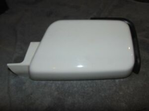 White 2006 2010 Hummer H3 Passenger Right Hood Side Air Intake Vent Cover Trim