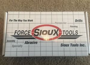 Sioux 5055a Angle Die Grinder 1 4 Collet 20000rpm Aircraft Tools dotco