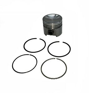 New Set Of Pistons W Rings Mg Midget Sprite 1275 9 75 To 1 040 Oversize