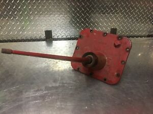 Massey Harris 22 23 Mustangtractor Mh Gear Shifter Tower Forks 6333a