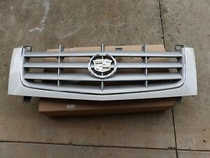 2002 2003 2004 2005 2006 Cadillac Escalade Front Bumper Grill Grille Oem