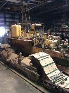 Caterpillar D7e Tractor 48a 2937 Serial Number For Parts Will Ship