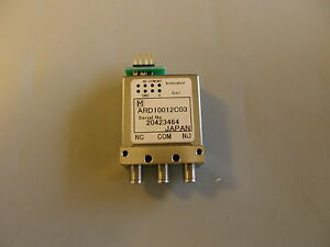 Panasonic Rf Sma Switch Spdt 0mhz To 18ghz Ard10012 12 Vdc 8 Pin