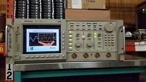 Tektronix Tds784d 1ghz 4gs s 4 channel Oscilloscope Options Passes Self Test