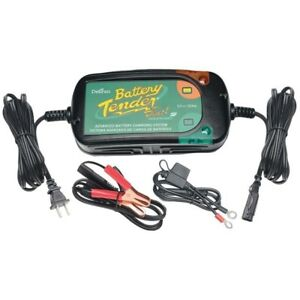 Deltran Battery Tender Plus High Efficiency Chargers 022 0185g Dl Wh
