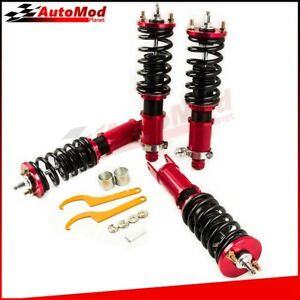 Coilovers Kits For Honda Civic 92 95 Eg Ej Eh 94 01 Integra Dc Db Adj Damper