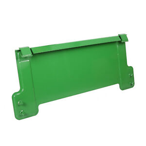 Quick Tach Mount Plate Attachment Fit John Deere Front Tractor Loader 1 4