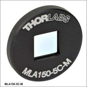 Thorlabs High Quality Microlens Array Mla150 7ar m With Rotational Stage
