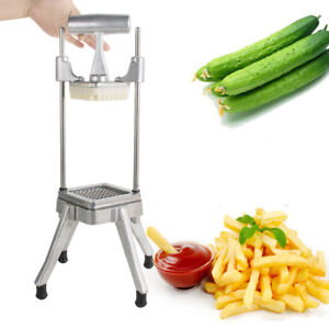 Restaurant Commercial Vegetable Fruit Dicer Onion Tomato Cut Slicer Chopper Fda