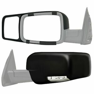 2009 2010 2012 2013 2014 2015 2016 2017 2018 Dodge Ram 1500 Snap Tow Side Mirror