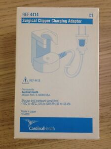 Cardinal Health 4414 Surgical Clipper Charging Adapter