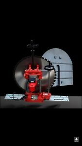 300mm Depth Concrete Wall Saw 800mm Diamond Blade Larger Size Saws Available